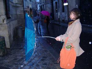 Umbrella?