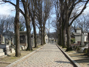 Lachaise in the Sunshine