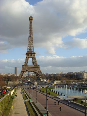Trocadero View