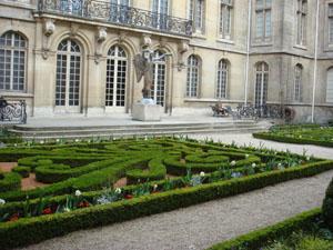 Carnavalet Garden