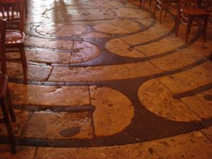 Floor Maze