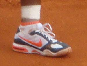 Orange on the Clay