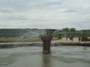 A Modern Fountain