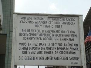American Sector