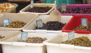 Olives, olives, olives
