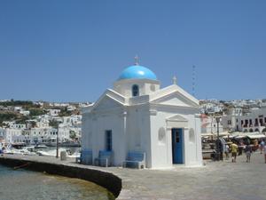 Blue Dome Church