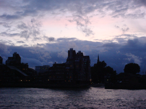 Thames Clouds