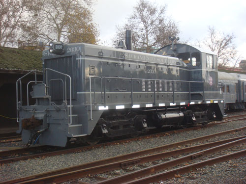 California State Railroad Museum Ma Vie 224 Someplace In