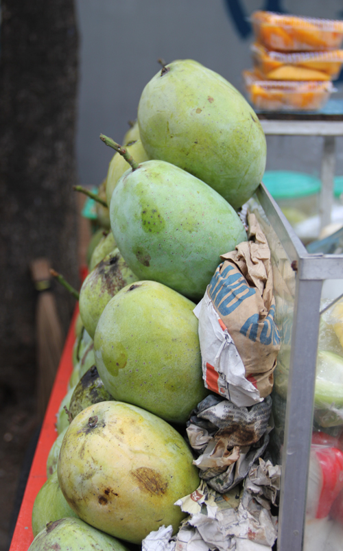 Piles of Mango