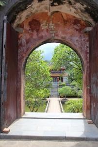 Colored Arch