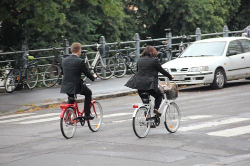 Suit Bike