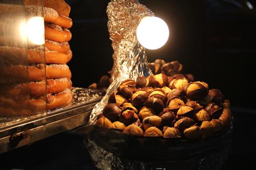 Chesnuts Roasting
