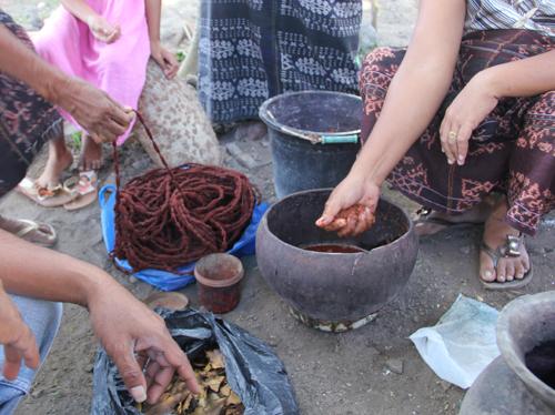 Making Dye