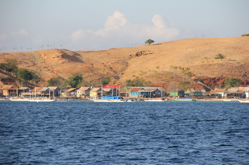 Villages Near Komodo