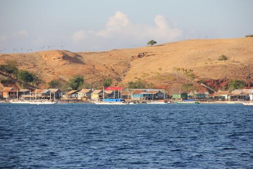 Villages Near Komodo