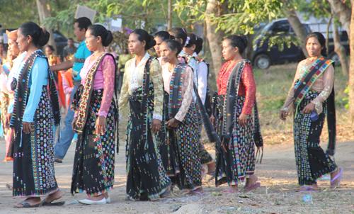Manggarai Women