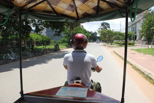 Open Air Ride