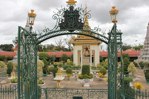 French Gates
