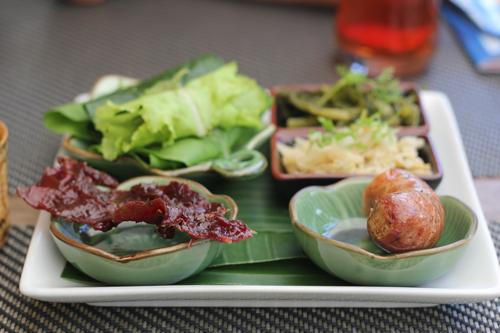 Laos Sampler