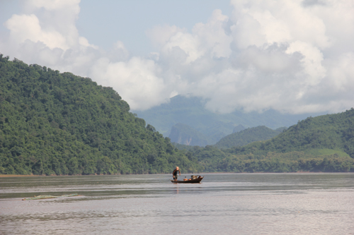 Mekong Morning