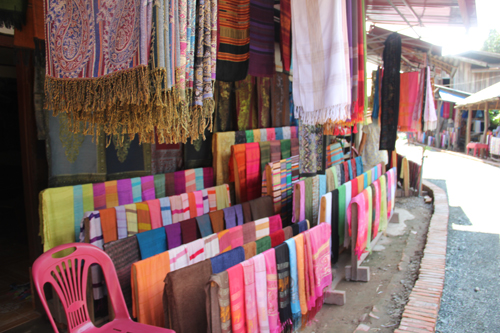 Weaving Village