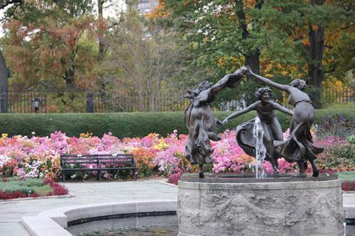 Fountain Dance