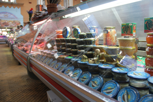 Caviar Counter