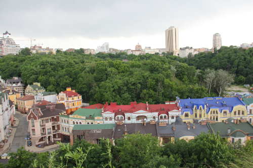 Color Roofs