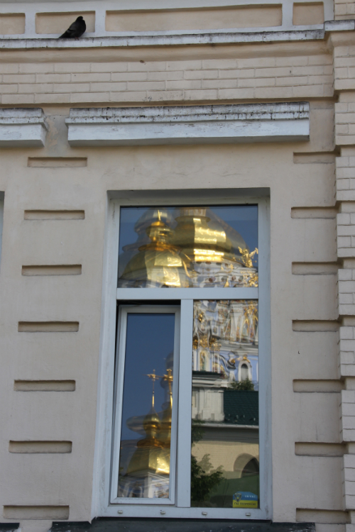 Golden Window