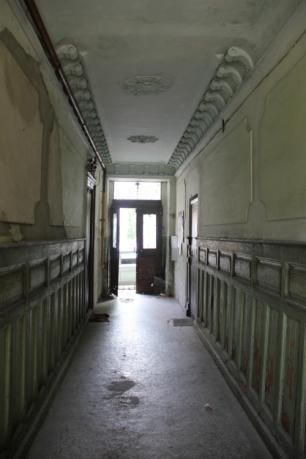 Hallway Lviv