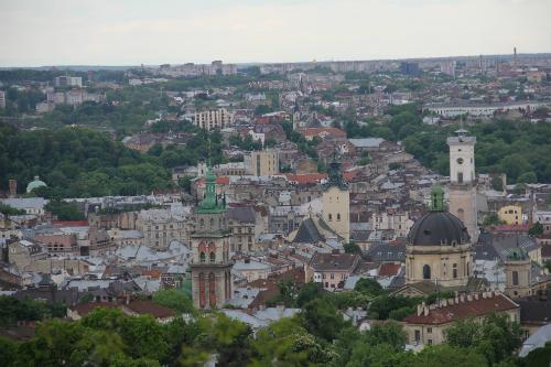 Lviv Above