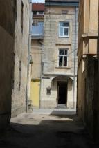 Lviv Alley