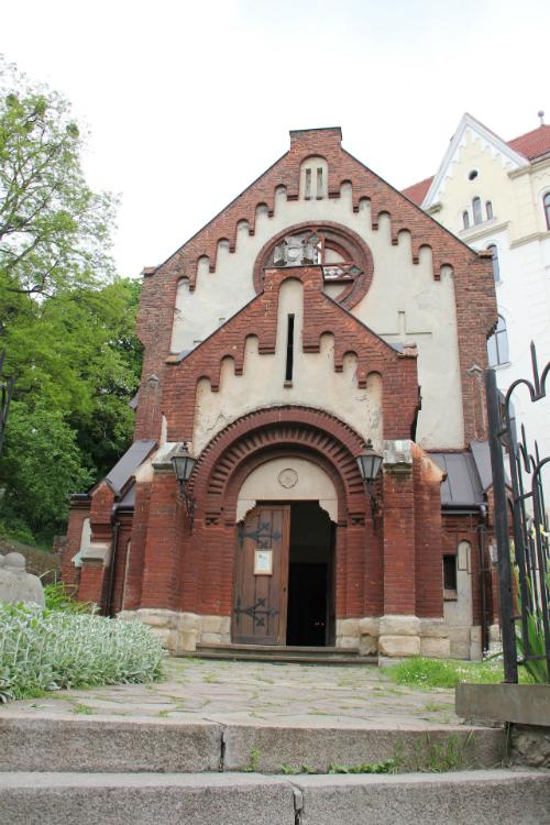 Lviv Church 2