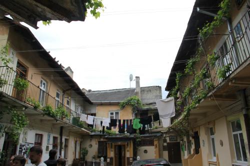 Lviv Courtyard 2