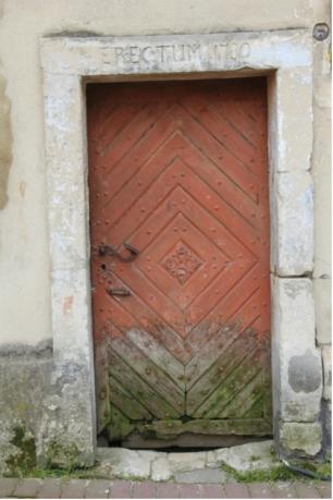 Lviv Door