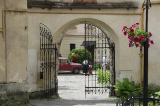 Lviv Doorway