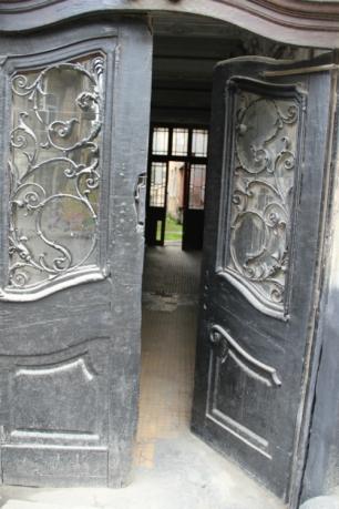 Lviv Doorways