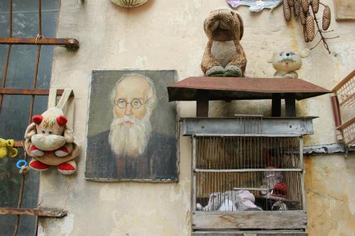 Lviv Eclectic Yard