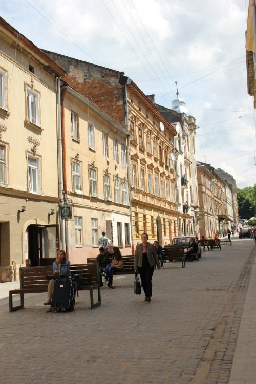 Lviv Street 2