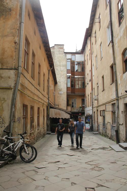 Lviv Stroll