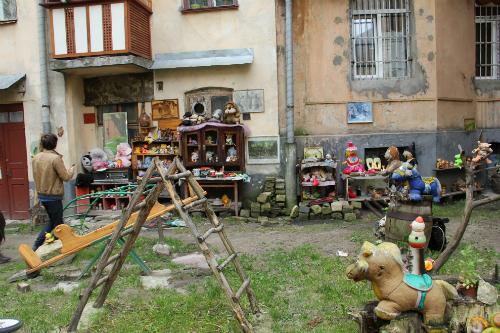 Lviv Yard