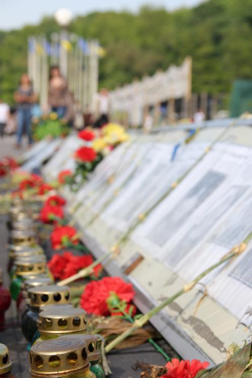 Maidan Candles