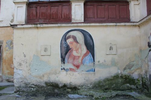 Mary in Lviv