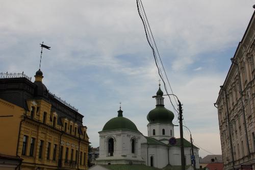 Podil Street