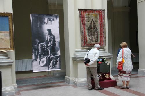 Tatar Exhibit Lviv
