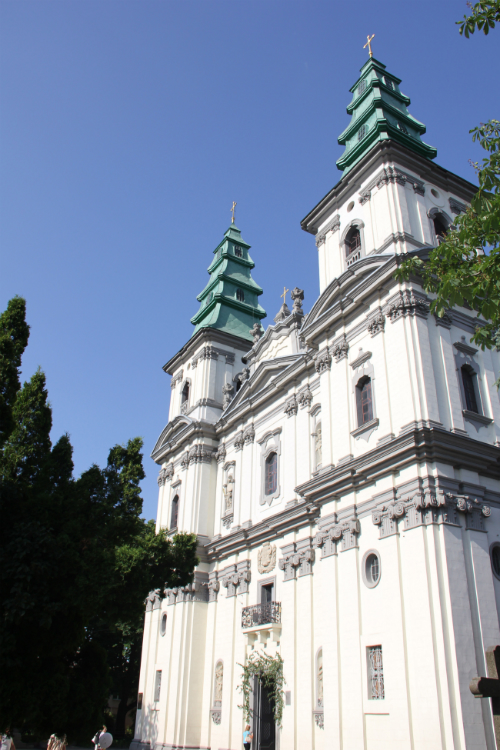 Ternopil Cathedral