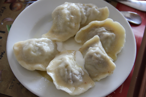 Meat Varenyky