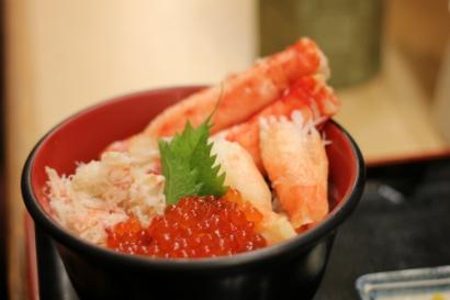 Crab Sashimi 2
