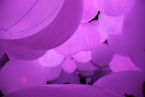 Purple Balloons 2