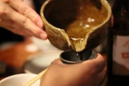 Sake Time